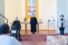 Karfreitag und Ostersonntag: Video-Andachten aus der Hephata-Kirche