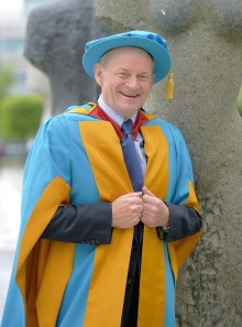 Northumbria University honours global business and management scholar