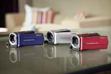 Treasure the memories with new Handycam® range from Sony