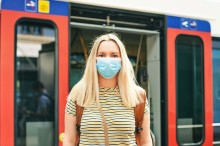 Legeforeningen støtter anbefalingen om bruk av munnbind