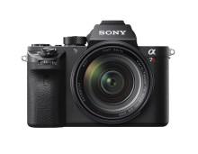 Η νέα φωτογραφική μηχανή α7R II της Sony έρχεται και σας προσφέρει μια νέα φωτογραφική εμπειρία με τον πρώτο στον κόσμο Full-Frame αισθητήρα 35mm με οπίσθιο φωτισμό
