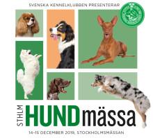 Välkommen till Stockholm Hundmässa