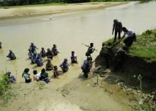 Burma: Nya bevis för att en väpnad Rohingyagrupp har dödat hinduer i delstaten Rakhine