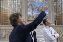 Eutelsat: 'Ulisse' di Alberto Angela via HOTBIRD in prima serata su Rai4K