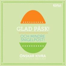 Glad Påsk från Kivra!