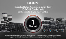 Scopri le nuove promozioni Cashback sui prodotti Digital Imaging e  Ottiche Welcome-to-α