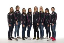 Mester Grønn ny sponsor for kvinnelandslaget i langrenn