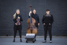 KAJA - nya, spännande musikaliska influenser:  nytt album släpps idag, 1 mars