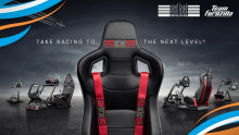 Tým Fordzilla uzavírá partnerství s Next Level Racing®. Společně míří do nejvyšší úrovně virtuálního motorsportu