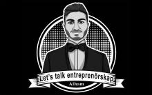 Thoren Business School-elev gör podd med framgångsrika entreprenörer