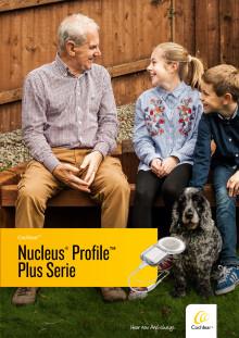 Cochlear™ Nucleus® Profile™ Plus: Cochlea-Implantate der neuesten Generation