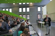 Mehr als 250 Schülerinnen und Schüler beim Zukunftstag auf dem Campus der TH Wildau