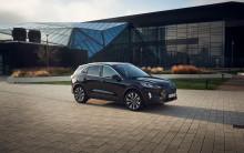 Nové SUV Kuga HEV míří do výroby. Zákazníci, kteří se přidají k elektrické revoluci Fordu, budou mít ještě širší výběr