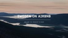 Visit Swedens kampanj för allemansrätten nominerad i Placebrander of the Year