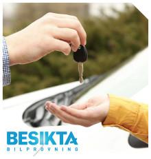 Besikta lanserar ny tjänst för en tryggare bilaffär