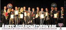 Den 25 november utses Årets Affärsnätverkare