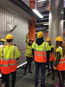 Isländska elever lär sig mer om energi och hållbarhet