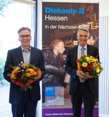 Diakonie Hessen: Maik Dietrich-Gibhardt übernimmt Vorsitz im Aufsichtsrat