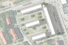 Riksbyggen förvärvar fastighet i Kalmar och planerar för 200 nya bostäder