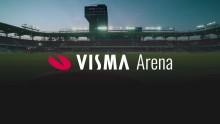 Visma ny namnsponsor för Östers IF:s arena i Växjö
