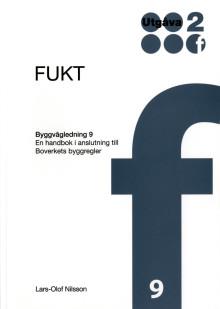 Ny utgåva: BVL 9 Fukt