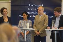 Se filminspelningen av StegVis seminarium i Almedalen - Hur kan Sverige ställa om till full hållbarhet
