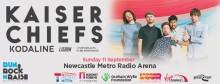 Run, Rock n Raise – 11 September at Metro Radio Arena