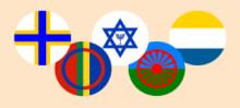 Föreläsning i Lindesberg om Sveriges nationella minoriteter