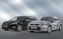Ford feirer 20-årsdag for Mondeo - over 4,5 millioner solgt i Europa.