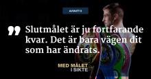 I veckans avsnitt av Med målet i sikte: Erik Skoglund om boxning, hjärnblödning och målet att bli världsbäst