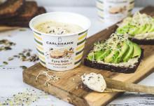 Carlshamn lanserar nytänkande veganskt pålägg