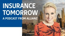 Allianz Insurance teams up with Steph McGovern to launch new series of Insurance Tomorrow podcast
