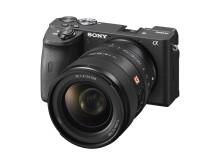 Společnost Sony posiluje svou řadu bezzrcadlových fotoaparátů APS-C uvedením dvou nových modelů