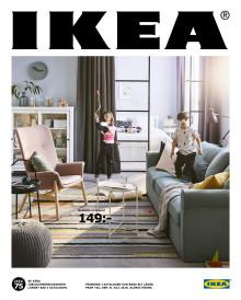 IKEA-katalogen 2019 hyllar våra olika behov: minimalist eller samlare?