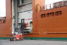 Direkttrafik till USA från Gävle Hamn