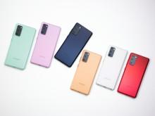 Samsung Galaxy S20 FE er nu i butikkerne
