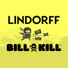 Lindorff blir en Ninja Power i betalingsappen Bill Kill