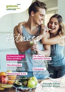 Neues Fitnessmagazin erobert Zahnarztpraxen
