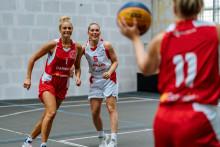 Kvindelandholdet i 3X3 basket er klar til EM i Ungarn
