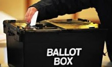 Don't lose your voice - look out for your voter registration details in the post