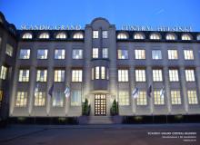 Moderni klassikko Helsingin Rautatientorille –  Scandic Grand Central Helsinki