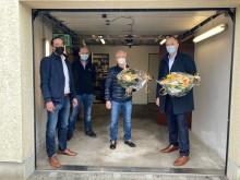 Erster Haushalt in Hambühren surft mit Lichtgeschwindigkeit im Glasfasernetz