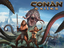 FUNCOM announces that CONAN EXILES launches on PC, XBOX, & PLAYSTATION May 8th 2018