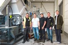 Ytterligare en centralrening snart i drift på Ljunghälls