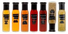 Sauce Shop – Kryddiga såser för alla måltider