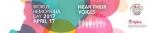 Maailman hemofiliapäivää vietetään 17.4.2017