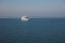 ForSea continues to sail on the route Elsinore-Helsingborg, also during the period 14 March to 13 April