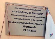 50 Jahre gelungene Integration in Eberswalde
