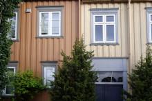 Nedgang i boligprisene Bergen