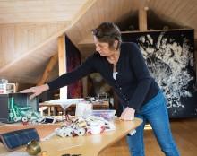 Kristin Lindberg får Norges største ettårige kunstnerstipend